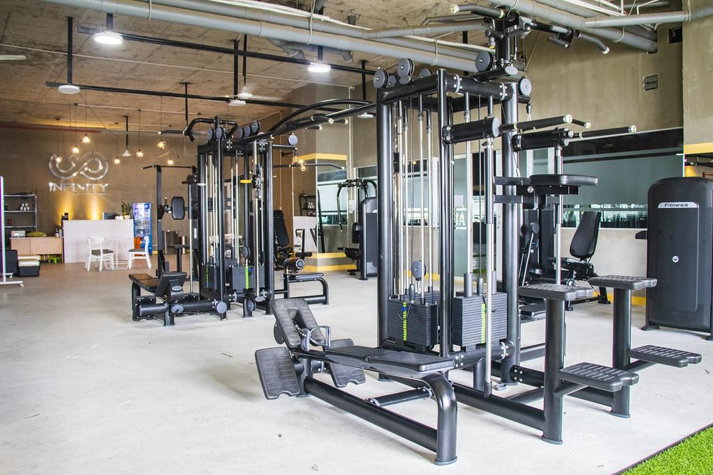 Khám phá phòng Gym mới keng cùng nhiều thiết bị ngoại nhập tại trung tâm Vũng Tàu