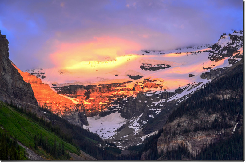 Lake Louise sunrise (7)