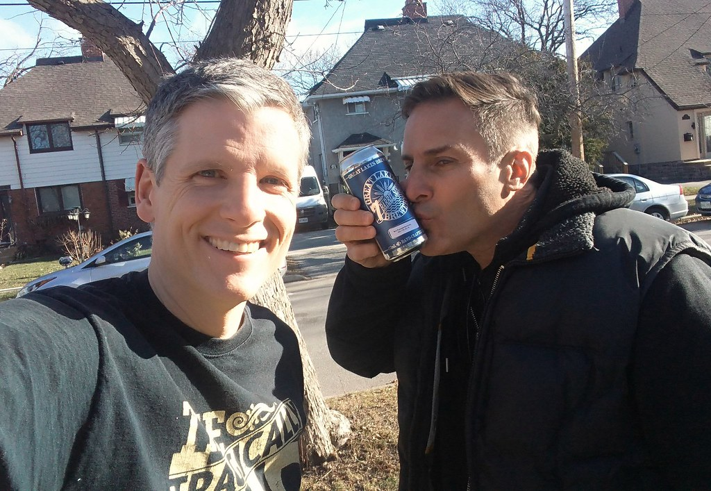 Joel Goldberg and me