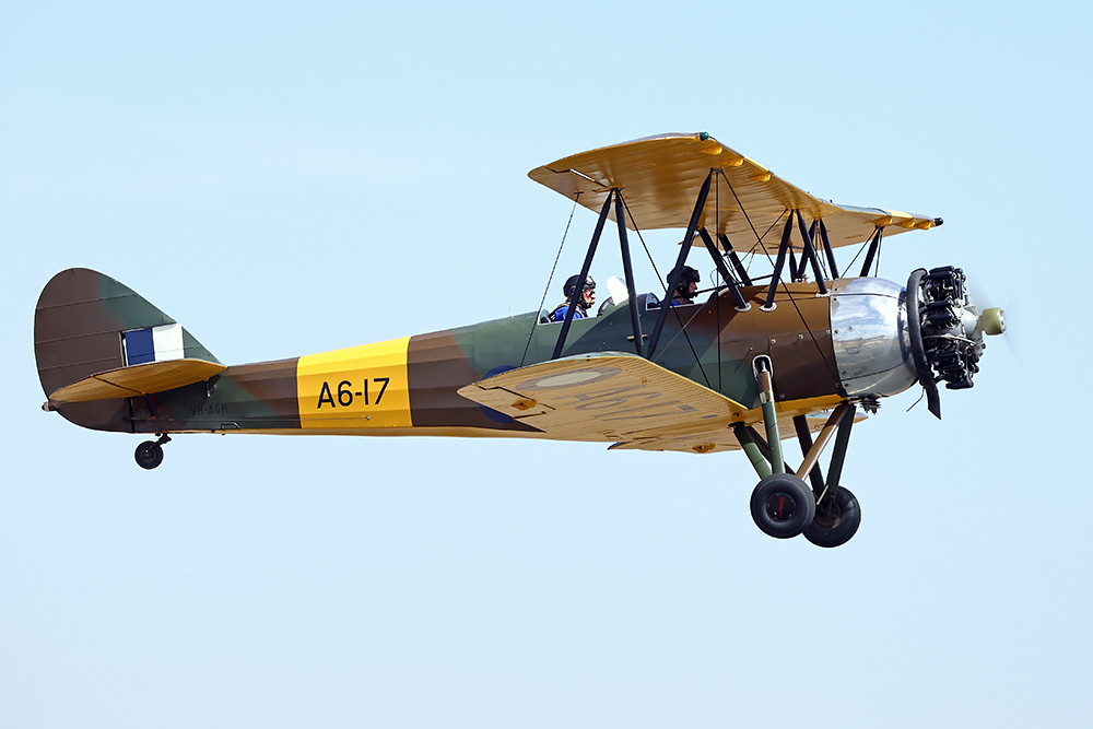 UK Airshow Review Forums • Antique Aeroplane Association of