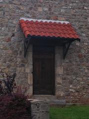20080901 28980 1002 Jakobus Montarcher Tür - Photo of Saint-Jean-Soleymieux