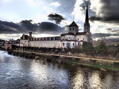 P2030087 - Photo of Saint-Savin