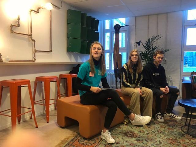 Startbijeenkomst van het project 'Kleurrijk Fryslân Café'