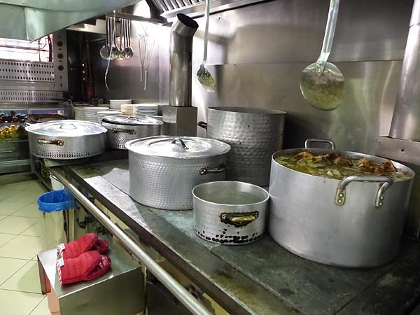taverne d'épire les cuisines