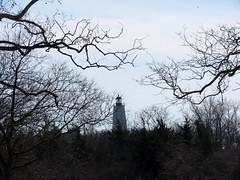 lighthouse eerie