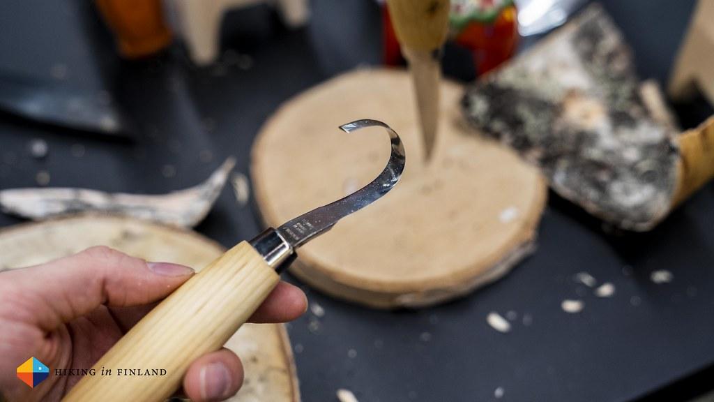 Mora Kniv Hook Knife | IWA 2019 Impressions