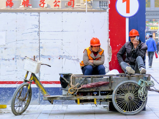 Have a rest, #Shanghai