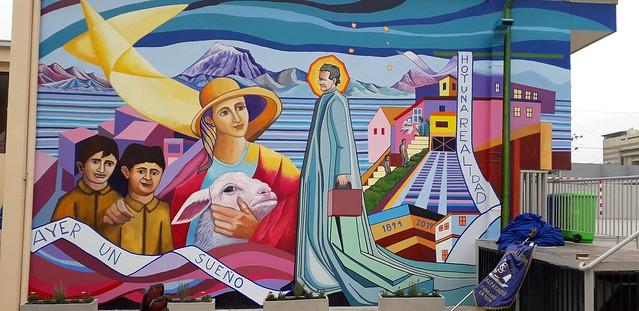 Mural Conmemorativo 125 años