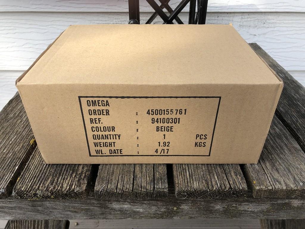 Omega PO - outer box