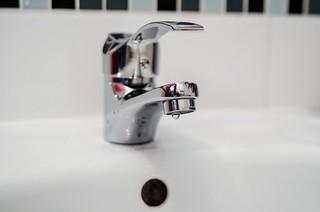 Leak Small Bathroom Sink