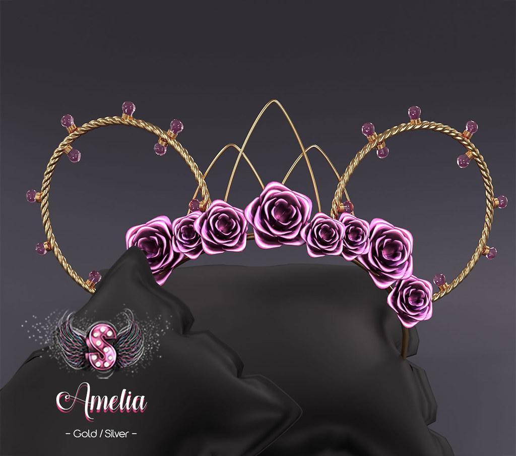 .::Supernatural::. Amelia Headband @ Sanarae