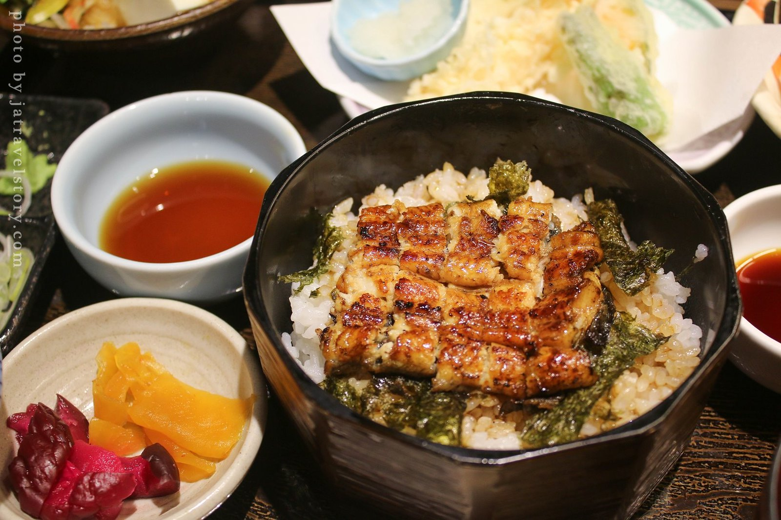 最新推播訊息:江戶川鰻魚飯 外酥內軟香氣十足,台灣也有分店唷!