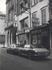La rue Carnot - Photo of Senozan