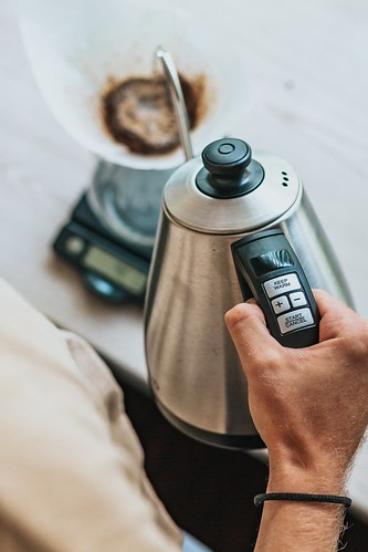 person holding silver stainless steel electric kettle - Credit to https://myfriendscoffee.com/