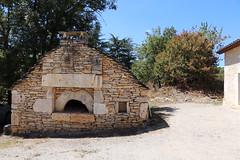 Aujols - Ancien four à pain (bourg) - Photo of Cieurac
