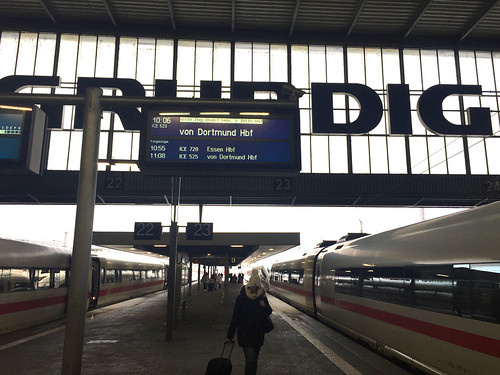 108 - Ankunft in München