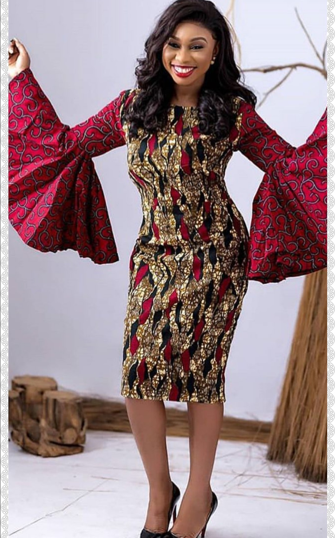 2020 ANKARA PRINT BLOUSES FOR POWERFUL LADY 4