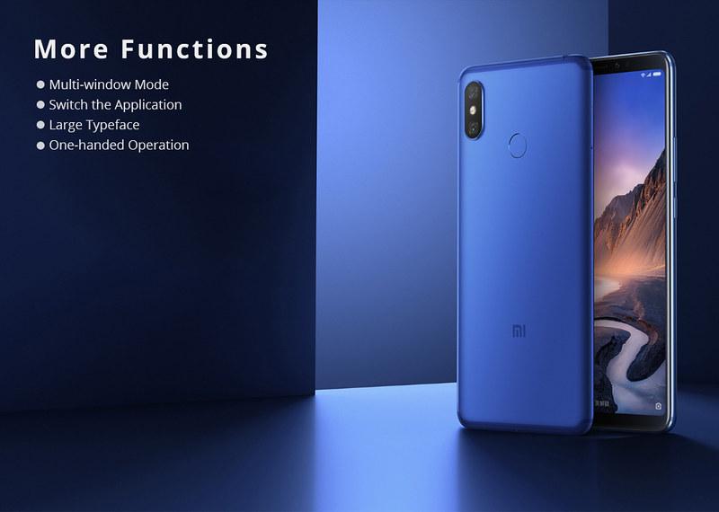 Xiaomi Mi Max 3 特徴 (10)