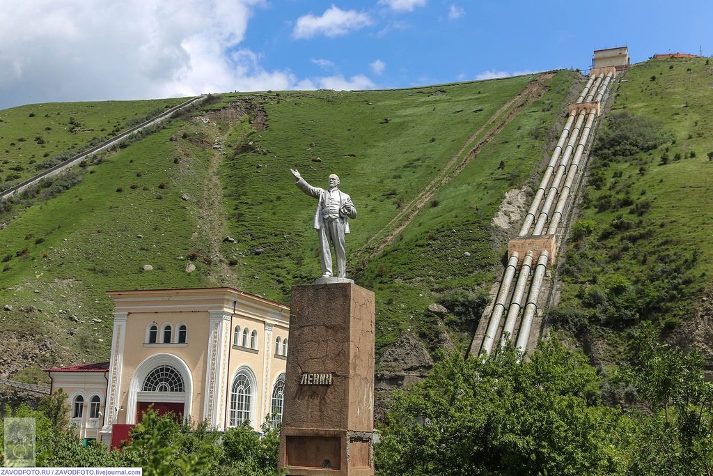 РусГидро решилась на модернизацию крупнейшей ГЭС в Северной Осетии