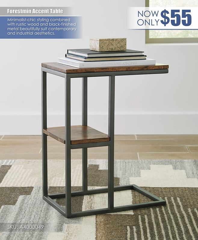 Forestmin Accent Table_A4000049