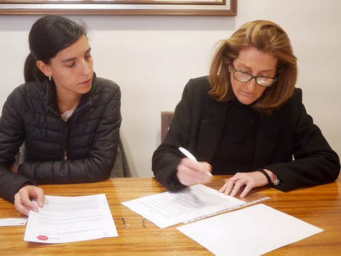 Integra and Social Center of San Juan del Hospital Foundation have signed a collaboration agreement: February 2019