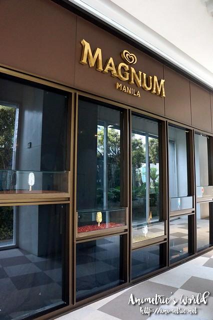 Magnum Cafe SM Aura