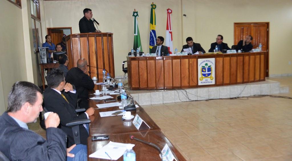 PRB estadual revoga ato que tornou petista líder da sigla na Câmara de Rurópolis, Câmara de Rurópolis