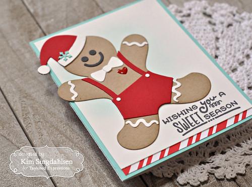 TE Gingerbread Man Close