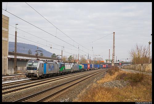 RTB Cargo 193 810, Karlstadt 02-07-2018