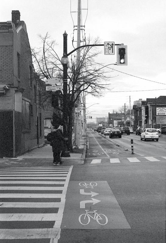 Bike Lanes on Barton St