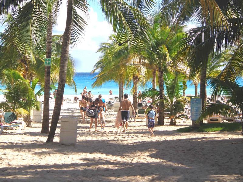 Riu playacar playa 10