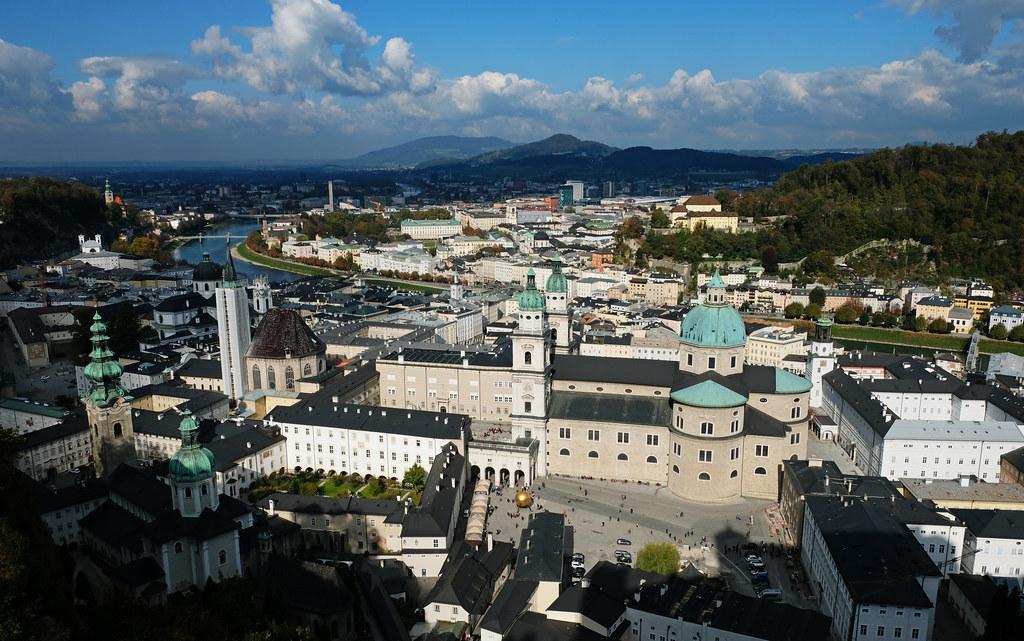 Hohensalzburg, Salzburg, Austria