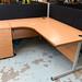 Beech desk E175