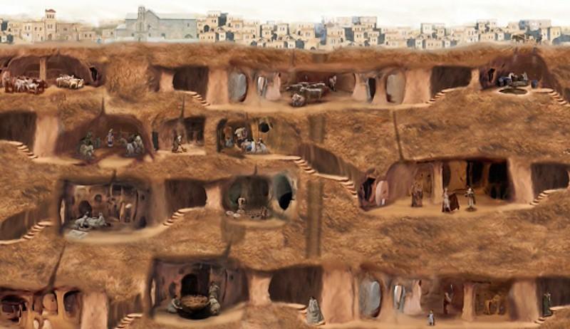 Ciudad subterranea