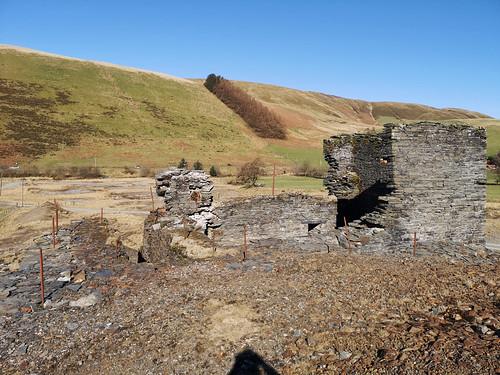 Castell lead mine -- crushing mill copy