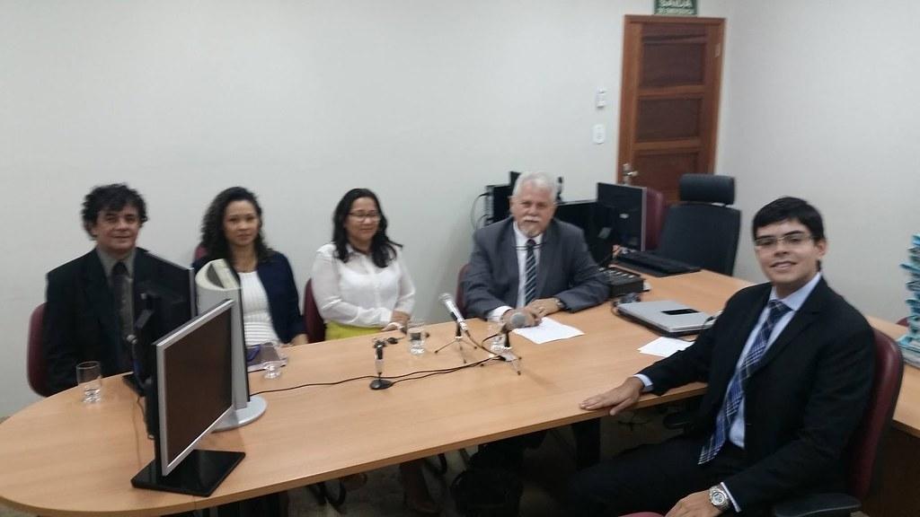 O campeão de sentenças da Justiça Federal em Santarém; confira a ranking dos juízes , Érico Pinheiro, juiz federal