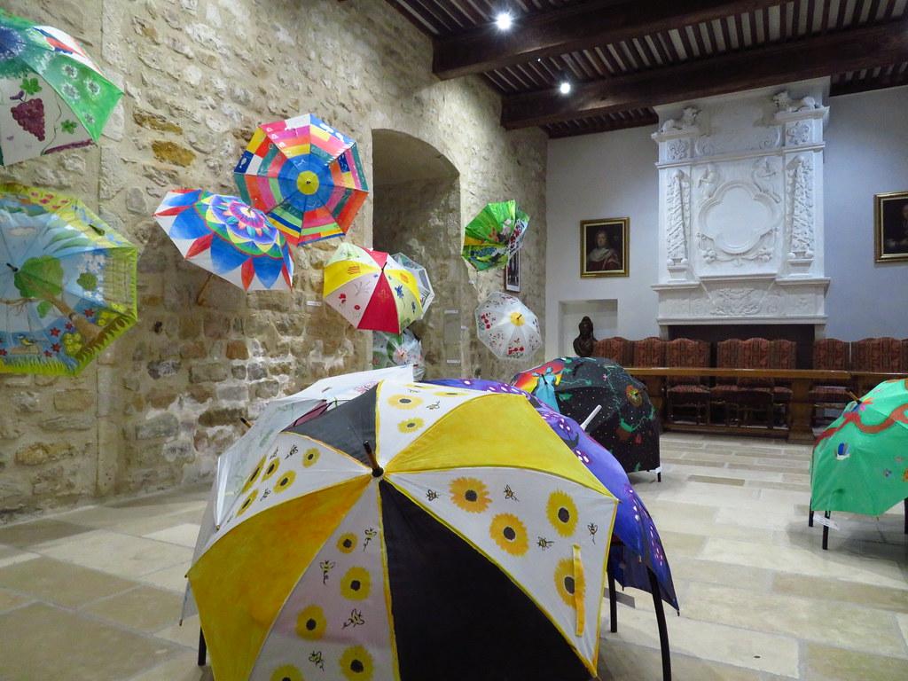 Concours de peinture sur parapluie MARS 2019