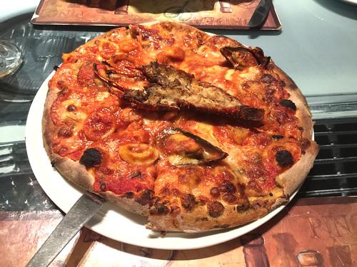 25 - Pizza Mariscos - Ristorante Bologna - Sosua