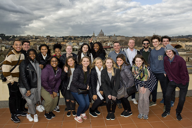 Europe Tour 2019 – Visita della School of Journalism of Missouri-Columbia (USA)