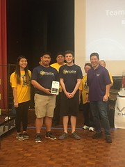 Hawaiian Electric at the 2019 State VEX Hawaiian Electric at the 2019 State VEX Robotics Championship – Jan. 12, 2019: A job well done to Island Pacific Academy!