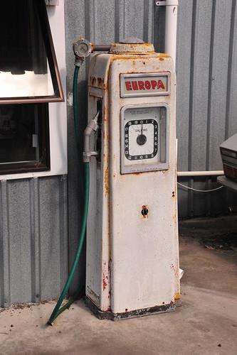 Europa fuel pump