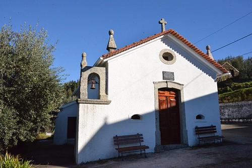 Ermida Nossa Senhora da Lapa - Saide- Anadia Portugal