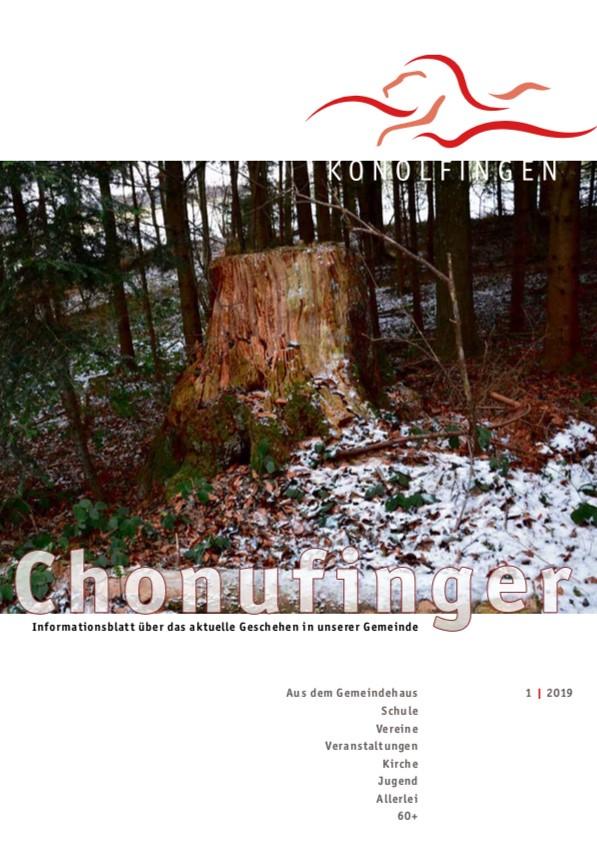 20.02.2019 Chonufinger 1/2019