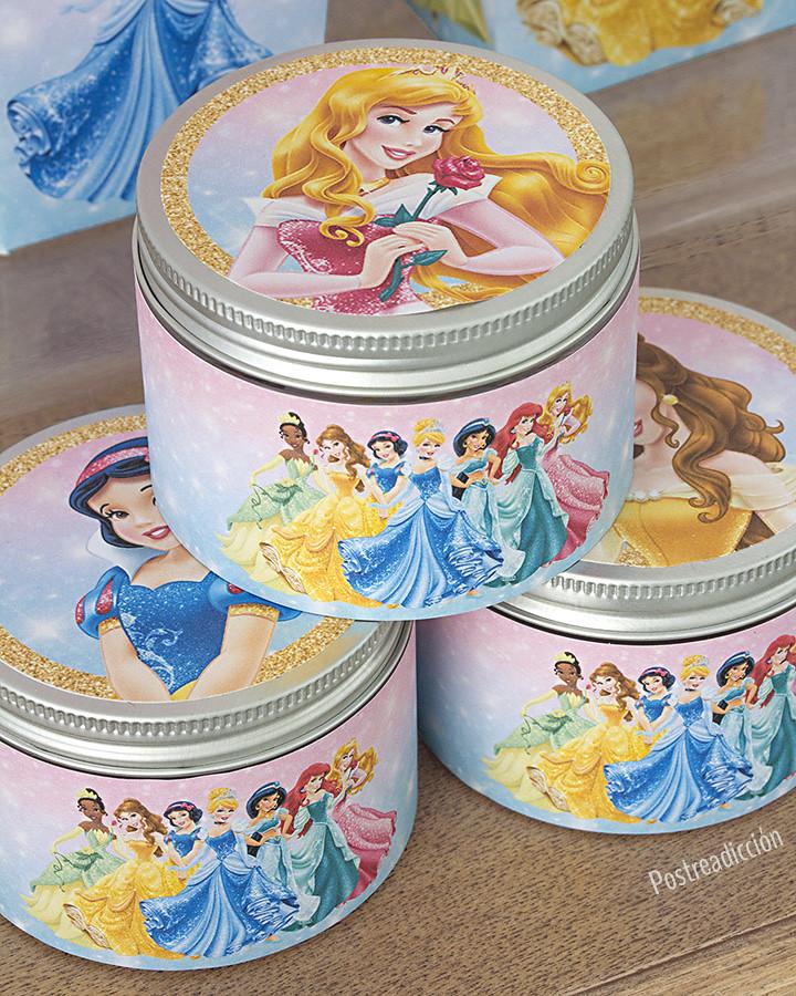 imprimible princesas disney
