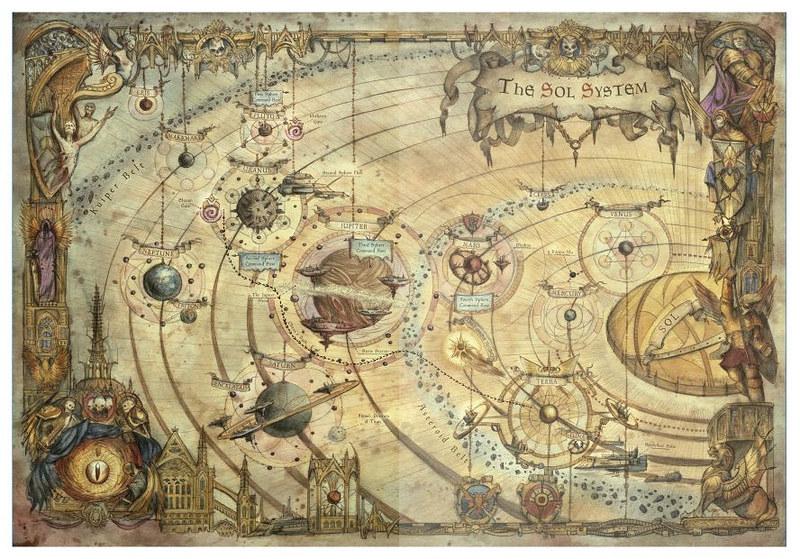 Джон Френч «Осада Терры: Солярная война» | Siege of Terra: The Solar War by John French