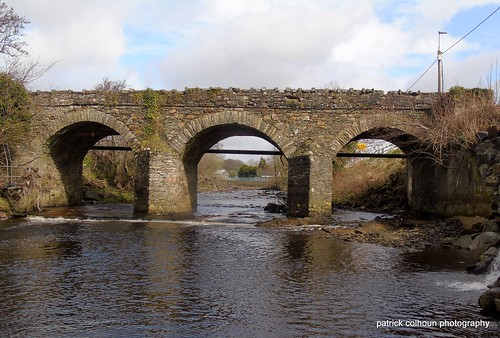 Old cockhill bridge