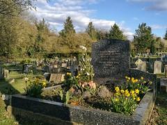 Woodcock Hill Cemetery, Rickmansworth