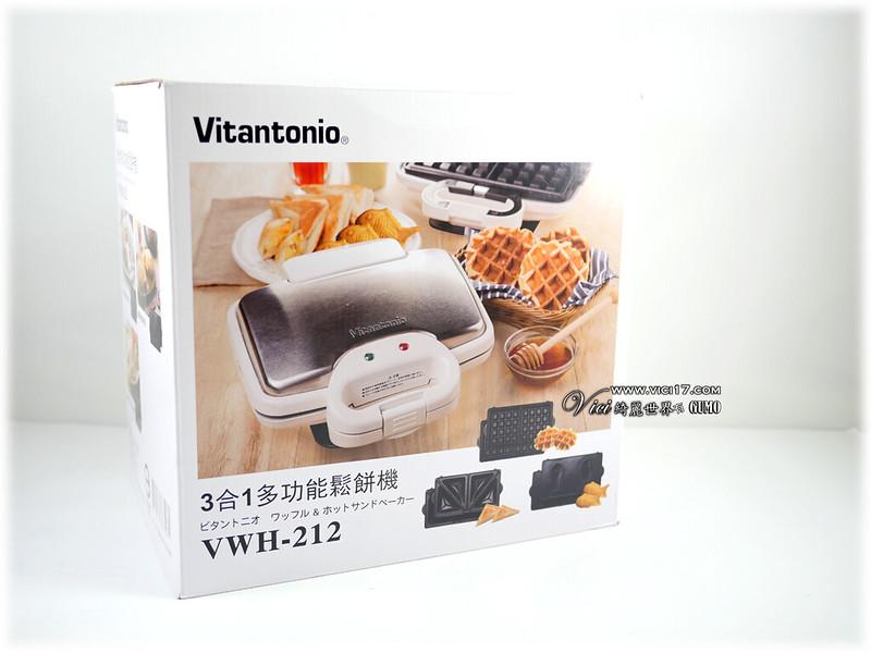 Vitantonio鬆餅機001