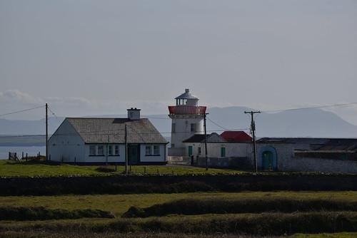 Kilcredaun Head Lighthouse