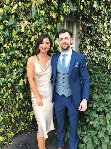 Laura & Danny at Mike & Sandra Marsh wedding at Bunratty hotel 8th March.